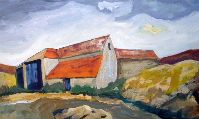 Bincombe barn