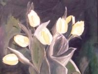 Madam\'s tulips